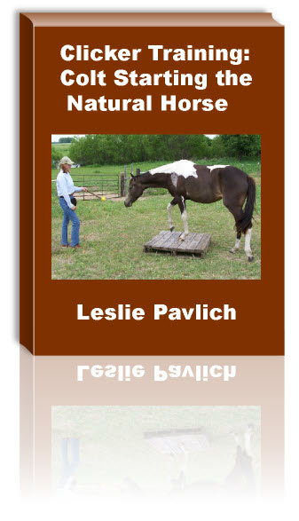 Clicker Training: Colt Starting the Natural Horse Book Cover