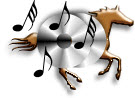 horse music cd