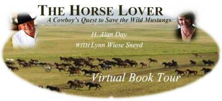 Photo of the The Horse Lovers Virtual Book Tour Banner