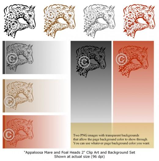royalty free horse clip art – ALove4Horses.com