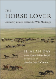 The Horse Lover - Book Cover