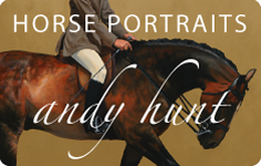 Horse Portraits by Andy Hunt