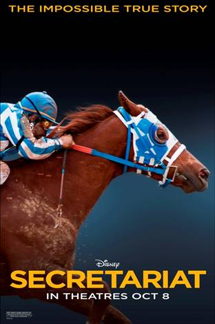 Secretariat - the new movie by Walt Disney