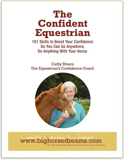The Confident Equestrian by Cathy Rivers